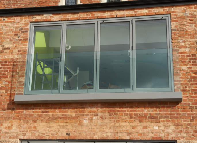 Steel Balconies In Banbury Northampton Oxford Riteweld Engineering