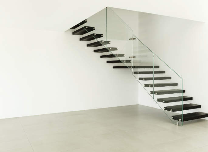 Cantilever Staircases in Banbury, Northampton & Oxford